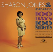 Sharon Jones & The Dap Kings - 100 Days, 100 Nights - LP Vinyl