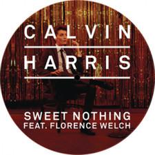 "Calvin Harris & Florence Welch - Sweet Nothing - 12"" Vinyl"