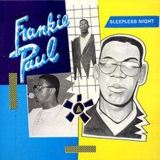 Frankie Paul - Sleepless Night - LP Vinyl