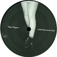 "Tiger Fingers - Little Drummer Girl - 12"" Vinyl"