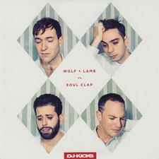 Wolf - Dj Kicks - 2x LP Vinyl