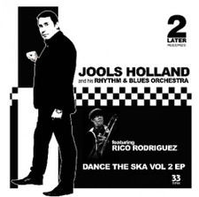 """Jools Holland - Dance the Ska Vol 2 - 7"""" Vinyl"""