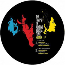 "Pimps Of Joytime - Janxta Funk! Remixes - 12"" Vinyl"
