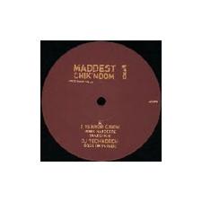 "Various Artists - Maddest Chik'ndom Comp #1 - 12"" Vinyl"