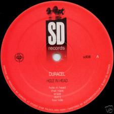"Duracel - Hole In The Head - 12"" Vinyl"