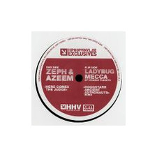 "Zeph & Azeem/Ladybug Mecca - Here Comes The Judge b/w DOGGSTARR RMX - 7"" Vinyl"