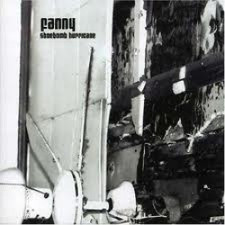 Fanny - Shoebomb Hurricane - CD