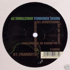 """Terrence Dixon - Directions - 12"""" Vinyl"""