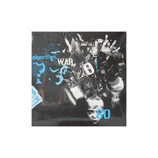 "Algorithm - War at 120/80 - 12"" Vinyl"