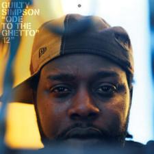 "Guilty Simpson - Ode To The Ghetto - 12"" Vinyl"