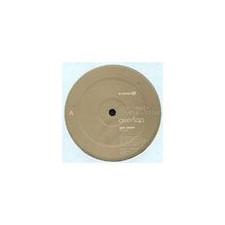 """Todd Sines - Overlap: C2 Mixes - 12"""" Vinyl"""