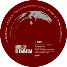 "Murcof - Ultimatum - 12"" Vinyl"