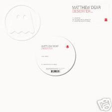"""Matthew Dear - Deserter - 10"""" Vinyl"""
