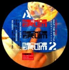 """Machine Drum - Half the Battle #2 - 12"""" Vinyl"""