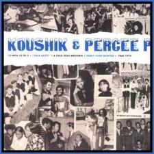 """Koushik w/Percee P - A Cold Heat Megamix - 12"""" Vinyl"""