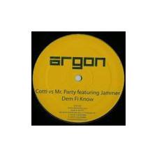 "Cotti/Mr. Party - Dem Fi Know - 12"" Vinyl"