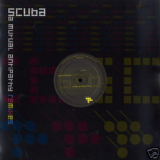 """Scuba - From Within Remix - 12"""" Vinyl"""