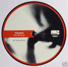 "Touane - The Birds - 12"" Vinyl"