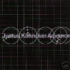 """Justus Kohncke - Advance/Overhead - 12"""" Vinyl"""