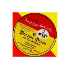 """Warrior Queen - Things Change - 12"""" Vinyl"""