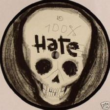 """Ddamage - 100% Hate - 12"""" Vinyl"""