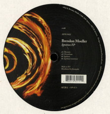 "Brendon Moeller - Ignition - 12"" Vinyl"
