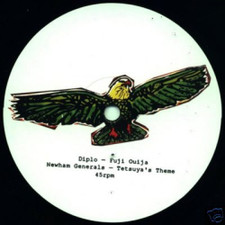 "Diplo - Fugi Ouija - 12"" Vinyl"