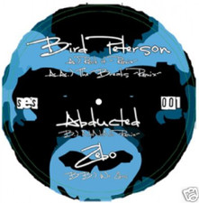 """Bird Peterson/Abducted/Zebo - Untitled - 12"""" Vinyl"""