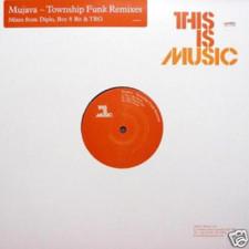 "DJ Mujava - Township Funk Remixes (This Is Music) - 12"" Vinyl"