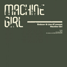 "Machine Girl - Machine Girl - 12"" Vinyl"