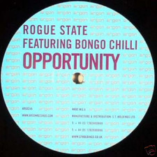 "Rogue State - Opportunity - 12"" Vinyl"