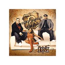 "New Ridaz - IOU - 12"" Vinyl"