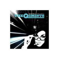 """Qemists - On The Run Ft. Jenna - 12"""" Vinyl"""