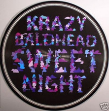 "Krazy Baldhead - Sweet Night Pic Disc - 12"" Vinyl"