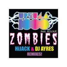 "Ursula 1000 - Zombies - 12"" Vinyl"