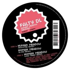 """FaltyDL - Human Meadow - 12"""" Vinyl"""
