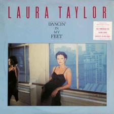 "Laura Taylor - Dancin' In My Feet/Lady Scorpio - 7"" Nm Vinyl"