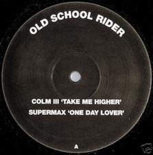 """Old School Rider - Can't Kill a Man.. - 12"""" Vinyl"""