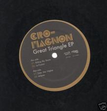 "Cro-Magnon - Great Triangle EP - 12"" Vinyl"