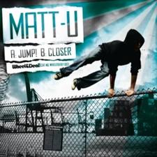 """Matt U - Jump/Closer - 12"""" Vinyl"""
