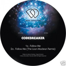 "Codebreaker - Follow Me - 12"" Vinyl"