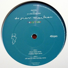 "The Juan Maclean - Happy House RMX - 12"" Vinyl"