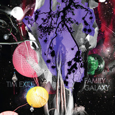 "Tim Exile - Family Galaxy - 12"" Vinyl"