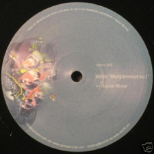 "Alex Under - Multipliremezclas 1 - 12"" Vinyl"