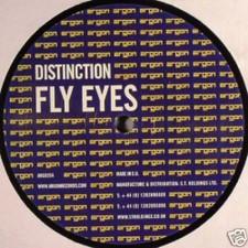 "Distinction - Fly Eyes/Brok Out - 12"" Vinyl"