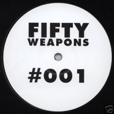 "Modeselektor - Fifty Weapons #001 - 12"" Vinyl"