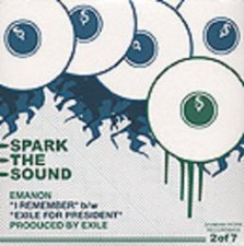 "Emanon - I Remember - 7"" Vinyl"