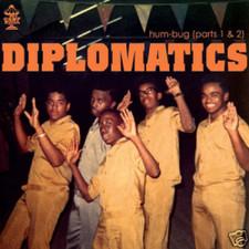 "Diplomatics - Hum-Bug - 7"" Vinyl"