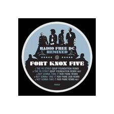 "Fort Knox Five - Radio Free DC Remix #10 - 12"" Vinyl"