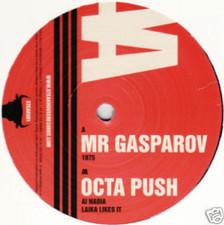 "Mr Gasparov/Octa Push - 1975 - 12"" Vinyl"